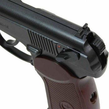 Пневматичний пістолет BORNER 49 PM Makarov