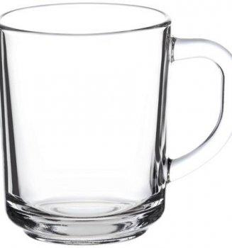 Набор 2 кружки Mugs 55029 250мл, стеклянные Pasabahce 55029-2