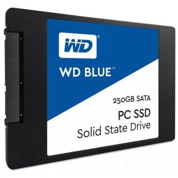 "Накопитель SSD 250GB WD Blue 2.5"" SATAIII TLC (WDS250G1B0A) Refurbished"