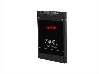"""Накопитель SSD 128GB SanDisk Z400s 2.5"""" SATAIII MLC (SD8SBAT-128G-1002) Refurbished"""
