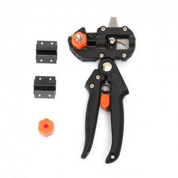 Прививочный секатор Professional Grafting tool с 3 ножами для прививки садово-ягодных культур, обрезки кустов