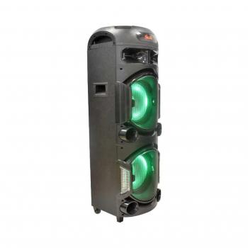 """Акустическая система ProAudio BM 200 + BT блютуз колонка с двумядинамиками 12"""" Черная (par_BM 200)"""