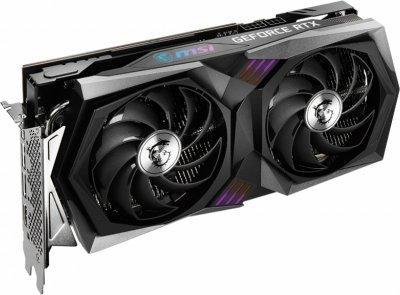 MSI PCI-Ex GeForce RTX 3060 Ti Gaming X 8GB GDDR6 (256bit) (1770/14000) (HDMI, 3 x DisplayPort) (RTX 3060 Ti GAMING X)