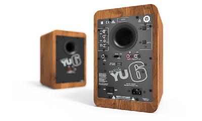 Активна акустика Kanto YU6 Walnut