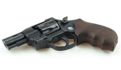 Револьвер під патрон Флобера Weihrauch Arminius HW4 2.5 '' з дерев'яною рукояткою
