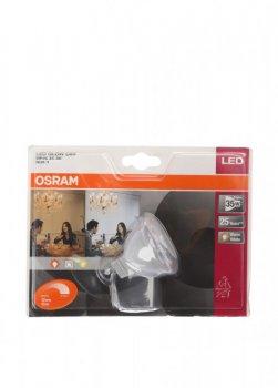 Светодиодная лампа OSRAM MR16 35 36° GU5.3 35W OSRAM прозрачный VE-10155