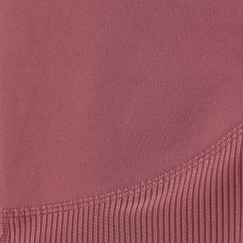 Спортивные штаны для беременных H&M 8349260-ACXV Темно-розовые