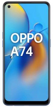 Мобильный телефон OPPO A74 4/128GB (Midnight Blue)