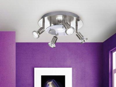 Светильник настенно-потолочный PAWEDO EGLO 93083