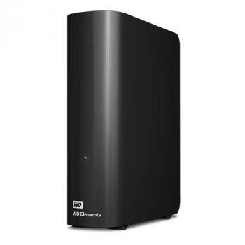 """Зовнішній жорсткий диск 3,5"""" 6TB WD Elements Desktop USB 3.0 Чорний (99997)"""