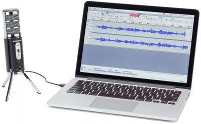 Микрофон студийный конденсаторный Samson Satellite USB/IOS
