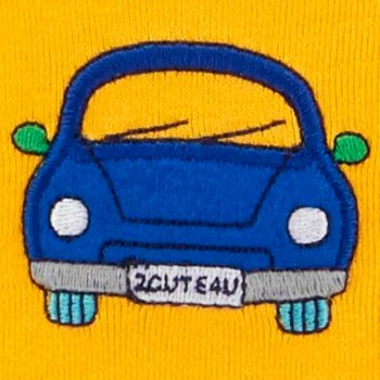Боди-футболка Carters 1H542210 3 шт Мультиколор