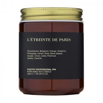 Свеча для массажа OWLSPA L'ÉTREINTE DE PARIS (200 г)