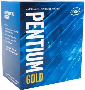 Процессор Intel Pentium Gold G6400 4.0GHz