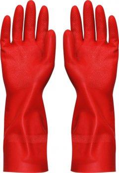 Перчатки латексные Киевгума медицинские анатомические Размер S (4823060813382)
