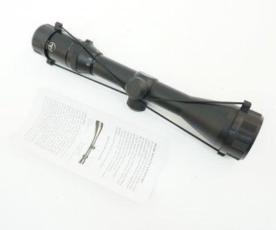 Оптический прицел Riflescope 3-9x40 с креплением