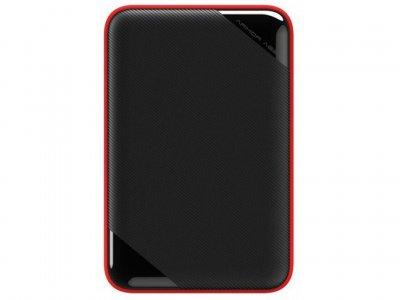 Жорстку зовнішній диск Silicon Power A62 5TB USB 3.0 Black (SP050TBPHD62LS3K)