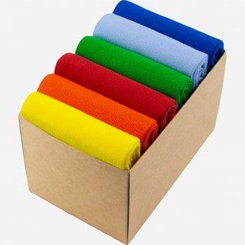Набор коротких носков Lapas 6P-220-200B (6 пар) Разноцветный W