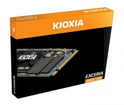 Накопичувач SSD M.2 2280 250GB EXCERIA NVMe KIOXIA (LRC10Z250GG8)