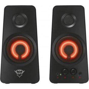 Акустична система Trust GXT 608 Illuminated 2.0 Speaker Set (21202)