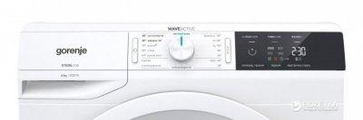 Стиральная машина полногабаритная GORENJE WE60S2/IRV с баком