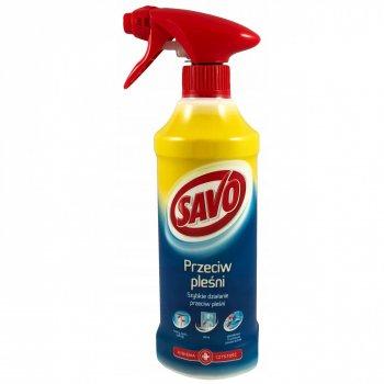 Универсальное дезинфицирующее средство Savo против плесени и грибка 500мл