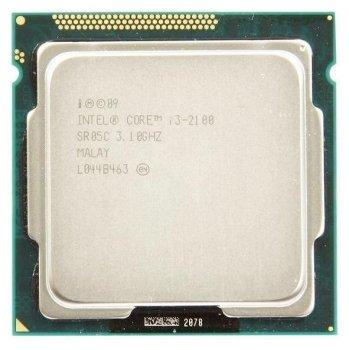 Процессор Intel Core i3-2100 socket 1155 б/у