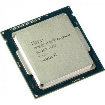 Процессор Intel Xeon e3-1246 v3 socket 1150 (аналог i7-4770) б/у