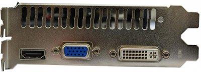AFOX PCI-Ex GeForce GTX 750 Ti 2GB GDDR5 (128bit) (1020/5400) (DVI, VGA, HDMI) (AF750TI-2048D5H3-V2) (JN63AF750TI-2048D5H3-V2)