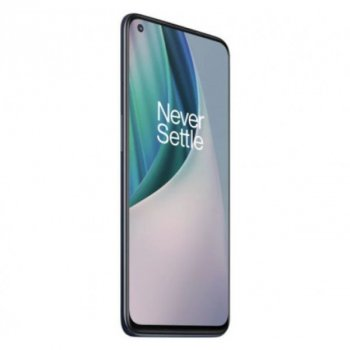 """Мобільний телефон OnePlus Nord N10 5G gray 6/128Gb 6.49"""" 4300mAh 64/8/5/2Мп NFC (1759 zp)"""