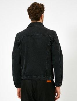 Куртка джинсова Koton 0YAM53048LD-045 Antracite