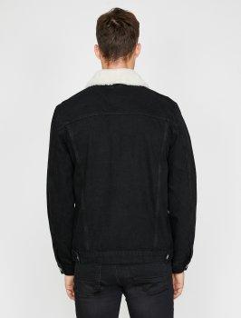 Куртка Koton 0KAM53009LD-999 Black