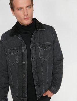 Куртка Koton 0KAM53038LD-027 Grey
