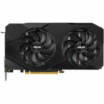 Видеокарта ASUS GeForce RTX2060 6144Mb DUAL OC EVO (DUAL-RTX2060-O6G-EVO)