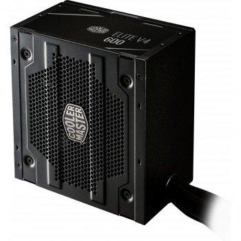 Блок питания CoolerMaster 600W Elite V4 (MPE-6001-ACABN-EU)