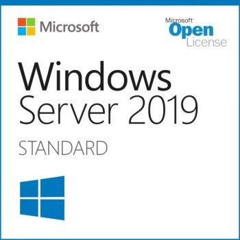 Microsoft SQL Server 2019 Standard Single Language OLP ліцензія на сервер для комерційної організації (228-11477)