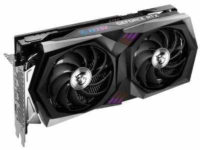 Відеокарта MSI GeForce RTX 3060 Gaming X 12G 12GB GDDR6 (RTX 3060 GAMING X 12G) (6693113)