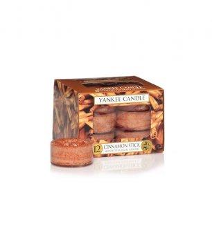 Чайные ароматические свечи в наборе YANKEE CANDLE Cinnamon stick TEA LIGHTS 1055980Е