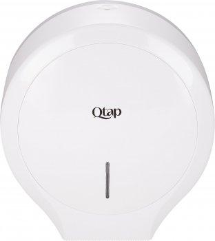Диспенсер для туалетного паперу Qtap Drzak papiru DP100WP