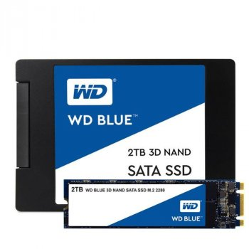 WD SSD Blue M. 2 250 GB (S250G2B0B)