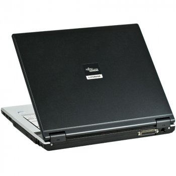 Б/у Ноутбук Fujitsu LIFEBOOK E8310 / Intel C2D-T8100 / 1 Гб / 80 Гб / Класс B (не работает батарея)