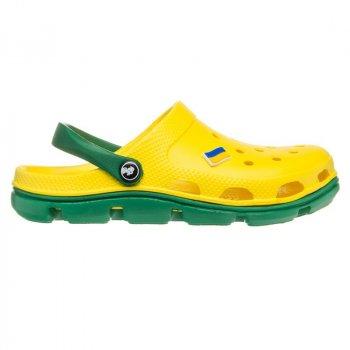 Сабо Jose Amorales Желто-зеленые