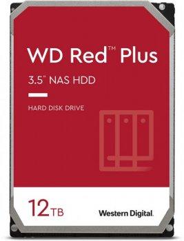 """Жорсткий диск 3.5"""" 12Tb WD (WD120EFBX) Red Plus"""