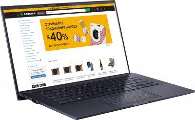 Ноутбук Asus ExpertBook B9400CEA-KC0659 (90NX0SX1-M07830) Star Black + фірмовий чохол