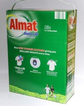Пральний порошок Almat Bio 100 прань 6.5 кг.