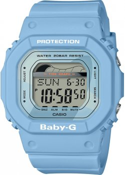 Жіночі годинники Casio Baby-G BLX-5600-2