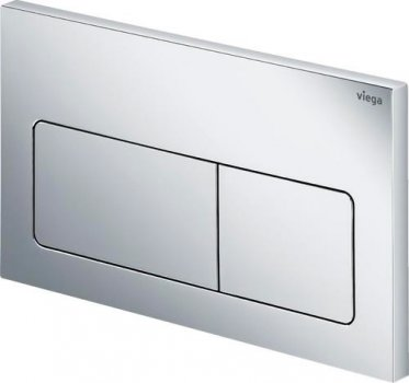 Панель смыва VIEGA Prevista 773717 хром глянцевый