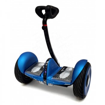 """Мини сигвей 10.5"""" 1600W Ninebot Mini Robot 54V 5700 мАч (Синий)"""