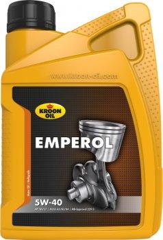 Моторна олива Kroon-Oil Emperol 5W-40 1 л (KL 02219)