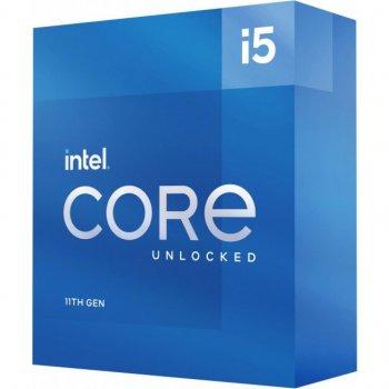 Процессор Intel Core i5-11600KF 3.9GHz/12MB (BX8070811600KF) s1200 BOX